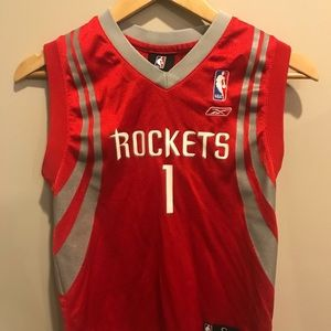 NBA Houston Rockets McGrady Jersey